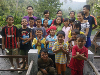 Villa Manuk Manuksesa-Children-Project